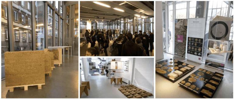 Exposition architecture contemporaine